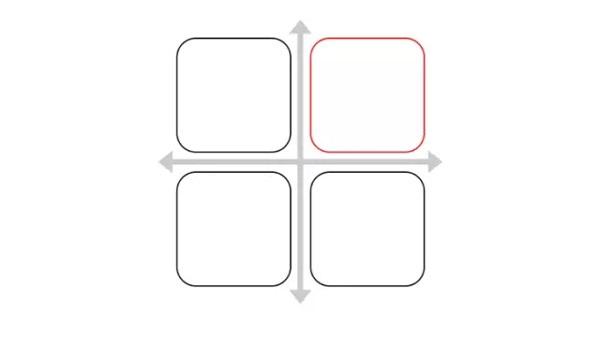 矩阵数据矢量图