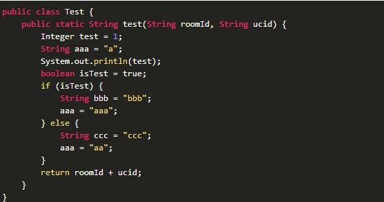 Java反射获取方法参数名 - 第3张  | Hello word !