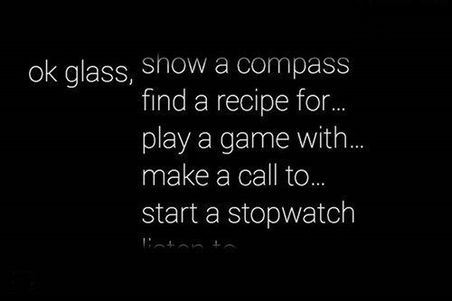 glass在语音识别方面的表现让人很失望