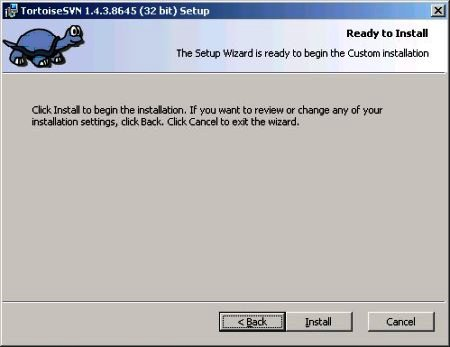 tortoisesvn软件