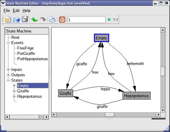 为linux应用构造有限状态机